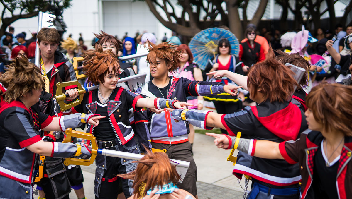 Anime Expo 2019 Photo Gallery