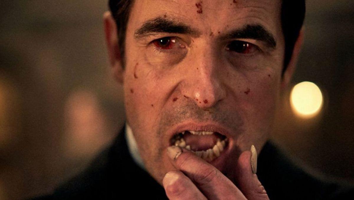 BBC Dracula Claes Bang