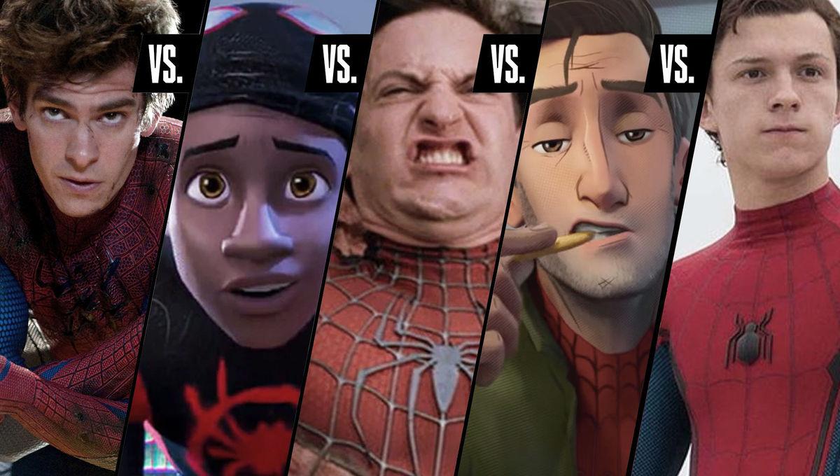 Debate Club Best Spider-Men