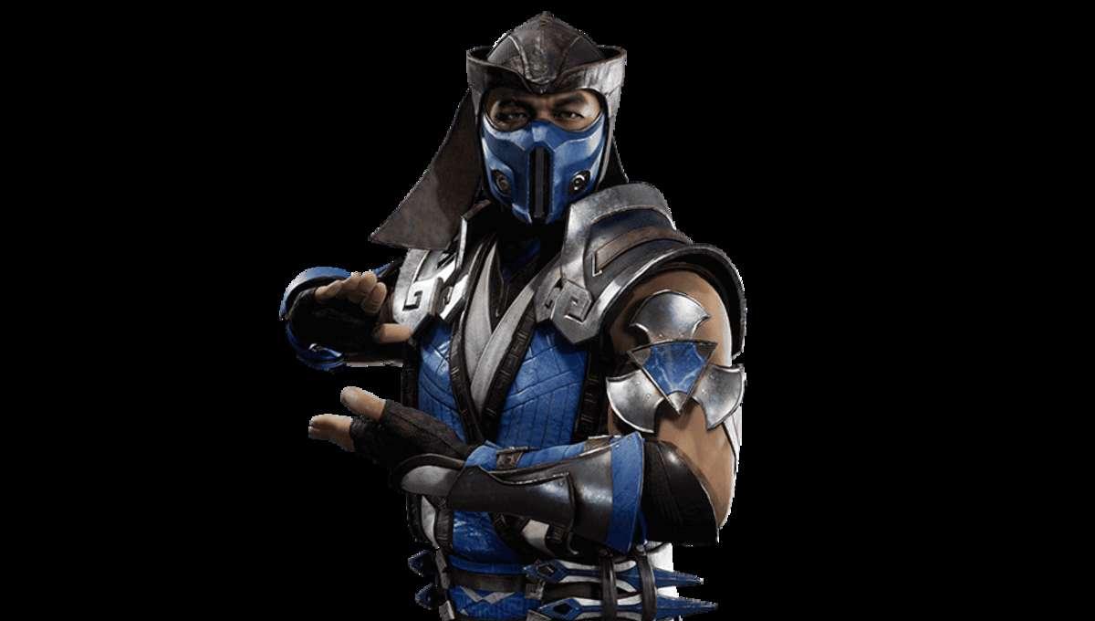 Sub-Zero Mortal Kombat 11
