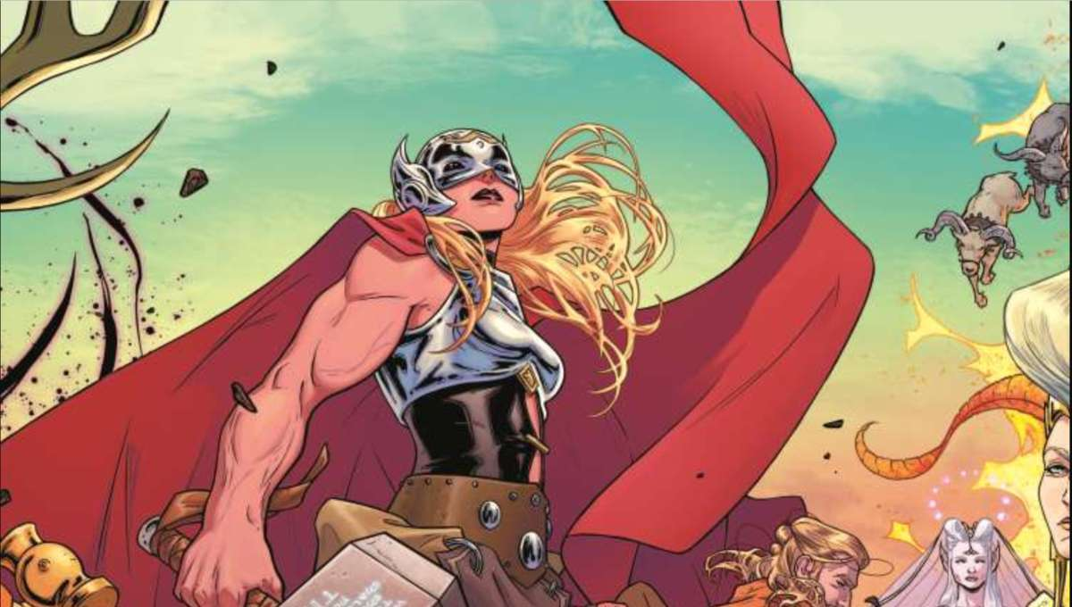 Mighty Thor cover cropped