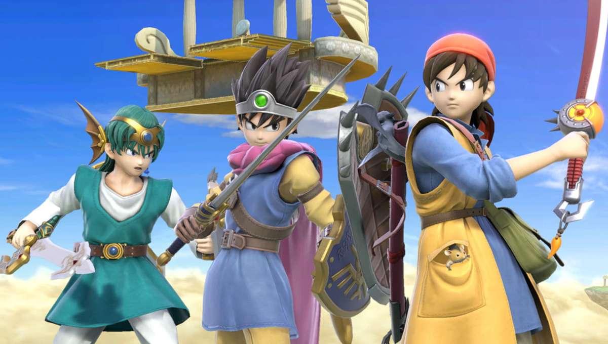 Hero Super Smash Bros. Ultimate