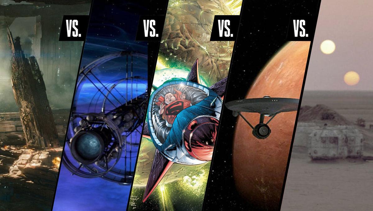 Debate Club best planets