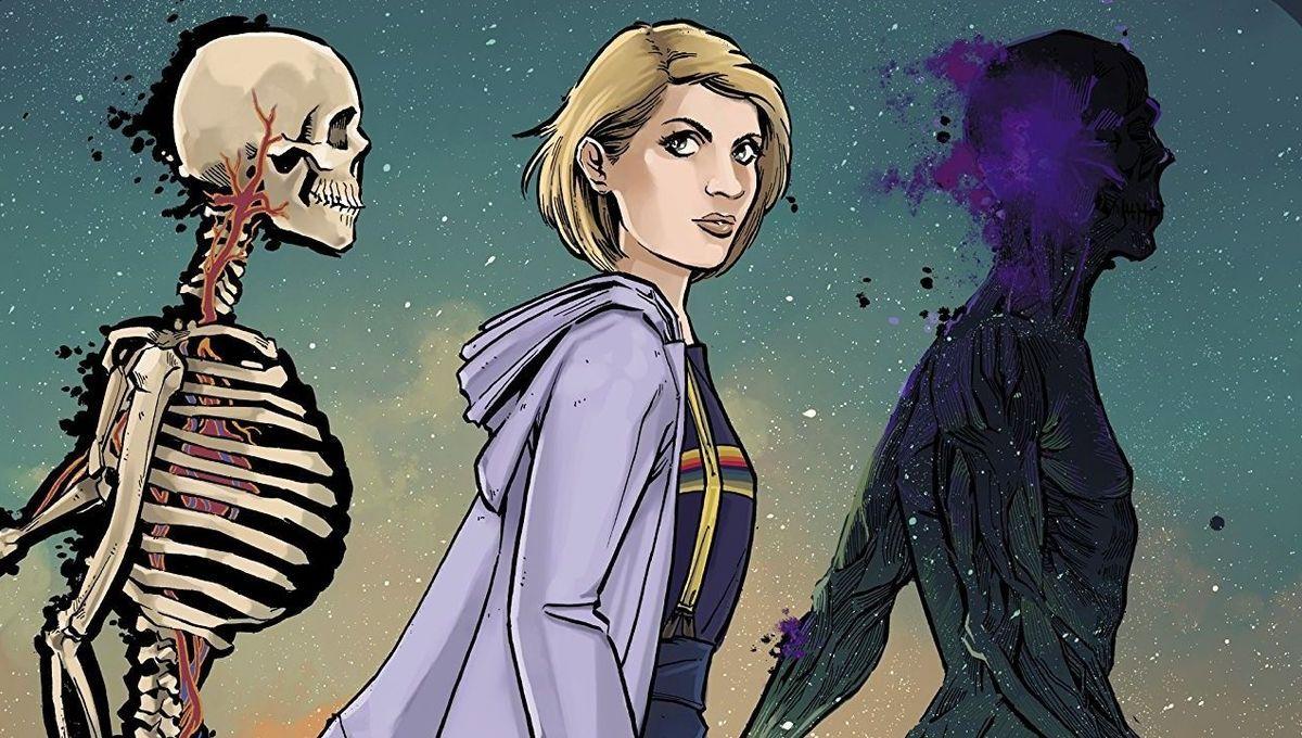 Doctor Who The Thirteenth Doctor hero crop