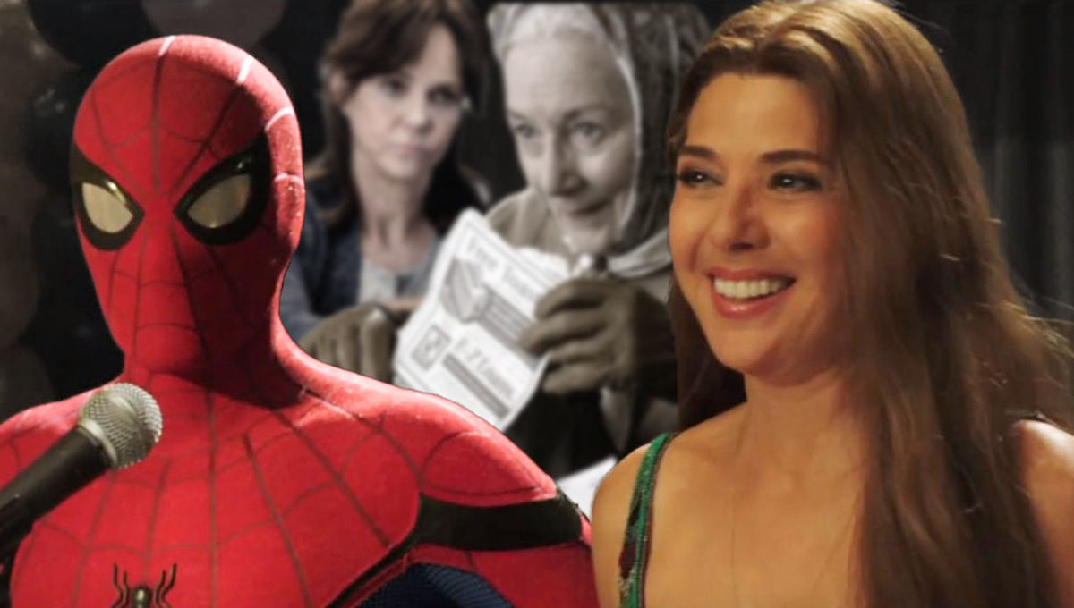 Far From Home Spider-Man Aunt May