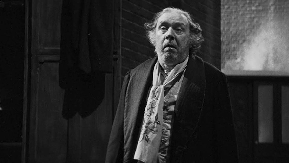 Freddie Jones The Elephant Man