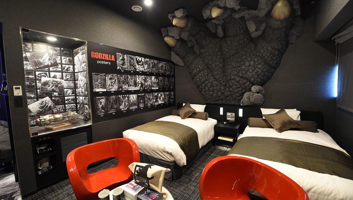 Godzilla Hotel Tokyo