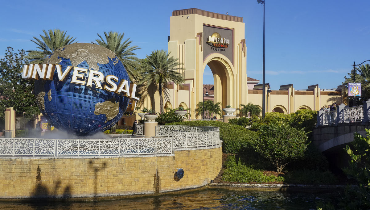 Universal Studios Orlando Getty Images