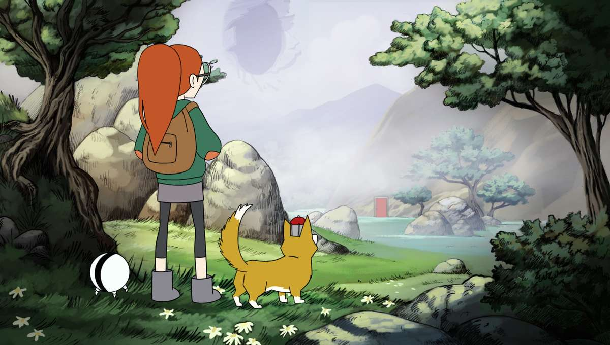 Cartoon Network Infinity Train