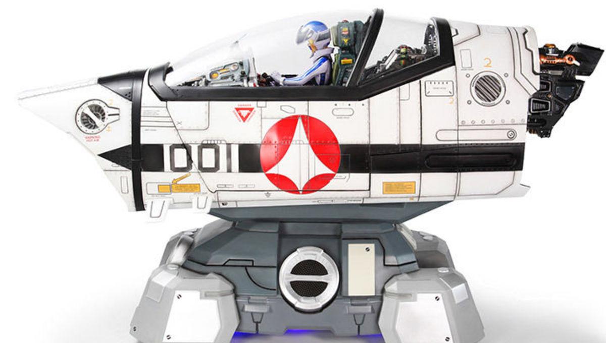 Kidslogic Robotech VF1S
