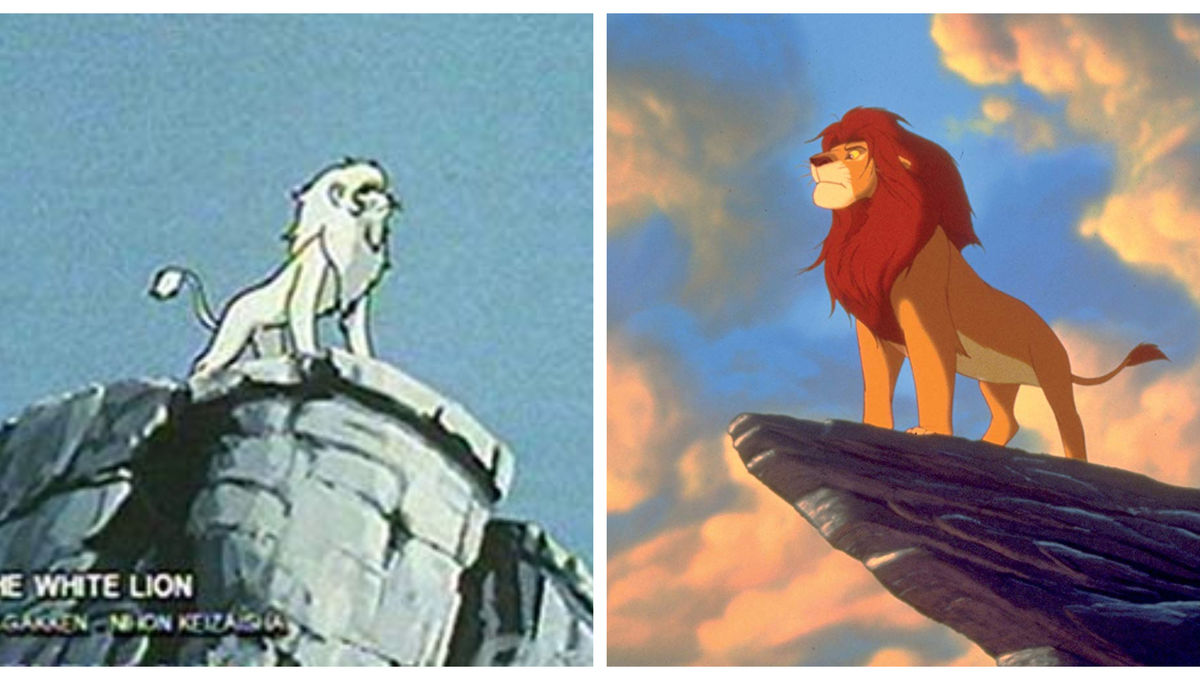 Kimba Lion King