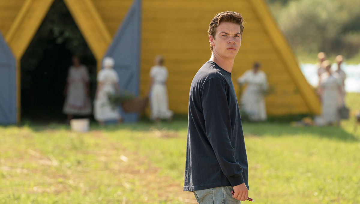 Will Poulter in Midsommar