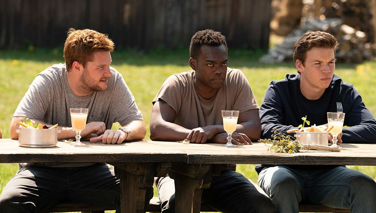 Midsommar Will Poulter William Jackson Harper Jack Reynor