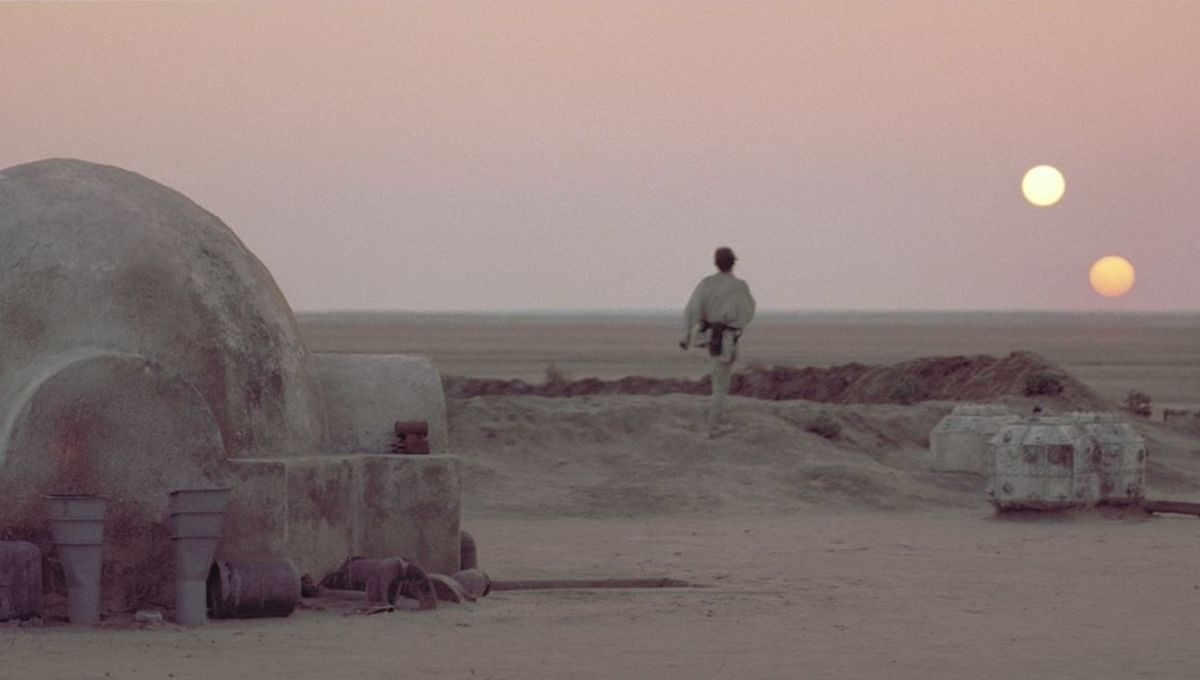 Star Wars Tatooine