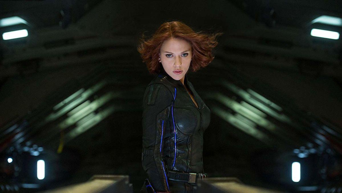 Natasha Romanoff Avengers Age of Ultron