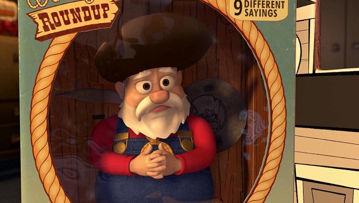 Stinky Pete Toy Story 2 Pixar