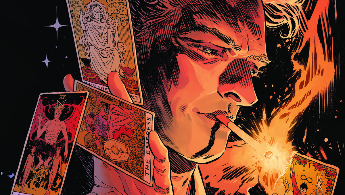Sandman Universe Presents Hellblazer cover