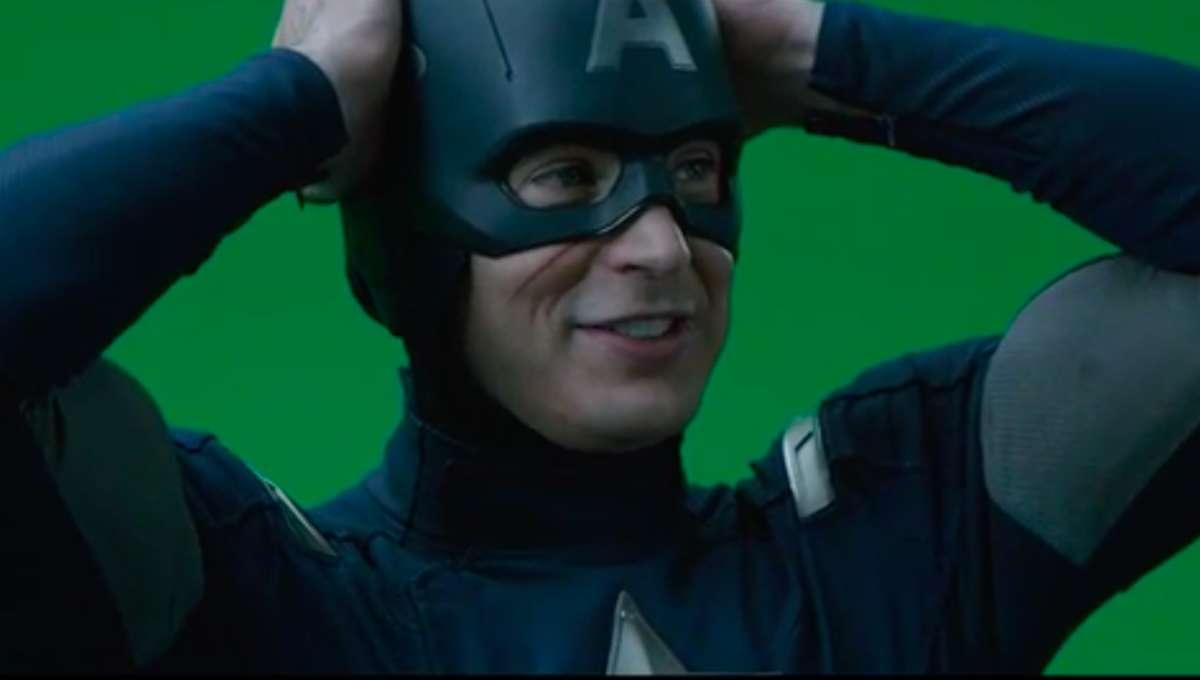 Avengers Endgame blooper reel