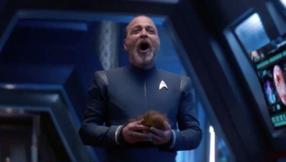 H. Jon Benjamin (Star Trek: Short Treks)