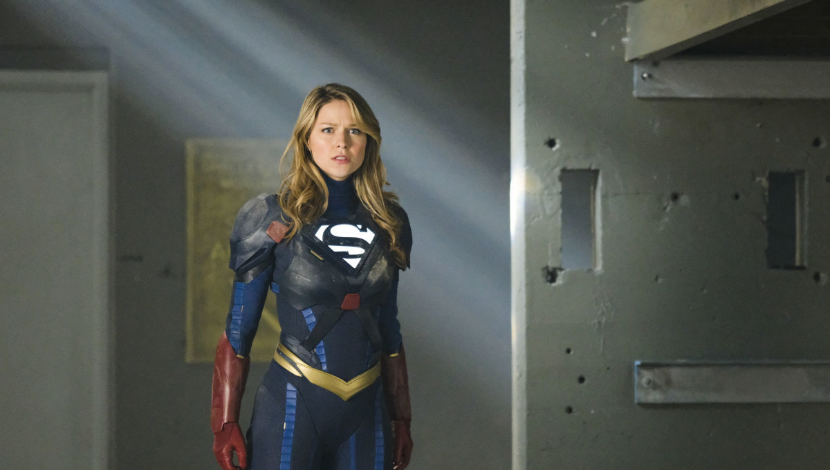 Supergirl via The CW