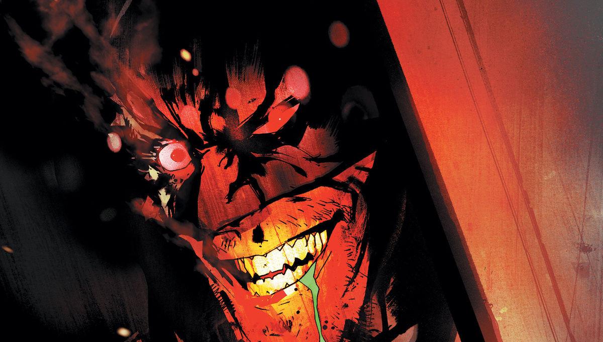 The Batman Who Laughs #7 Final Cover Art