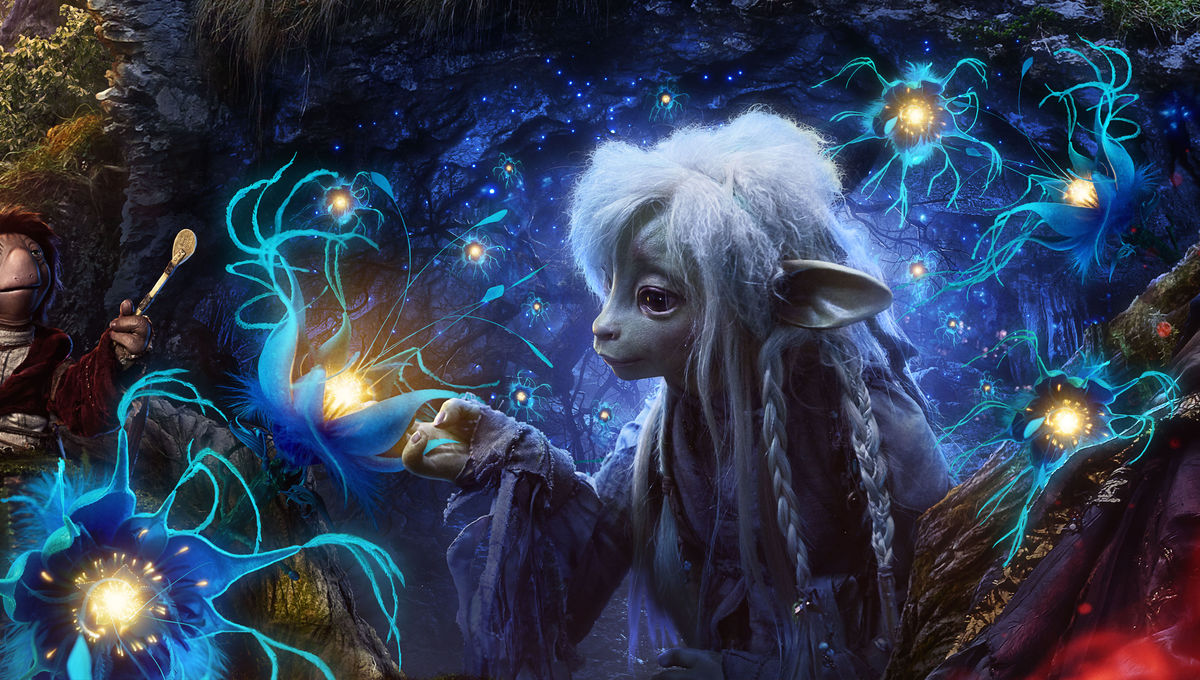 The Dark Crystal Age of Resistance on Netflix