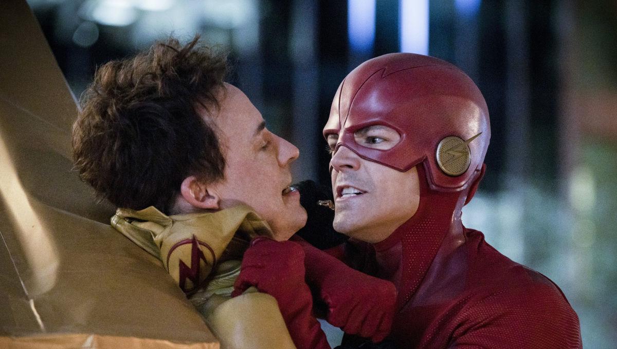 The Flash Barry Thawne