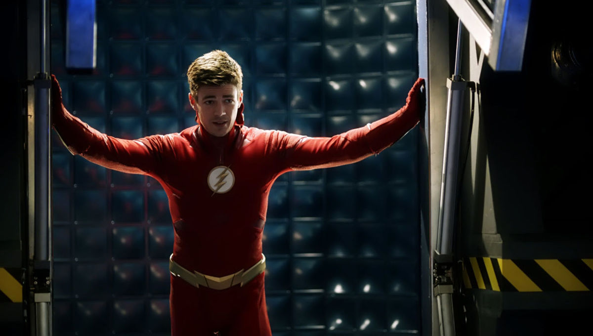 The Flash Barry
