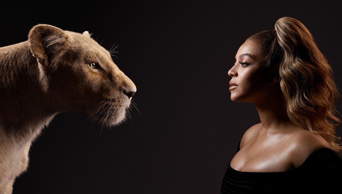 Beyonce Nala The Lion King