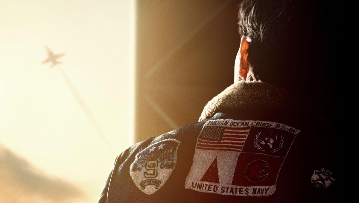 Top Gun Maverick via Paramount