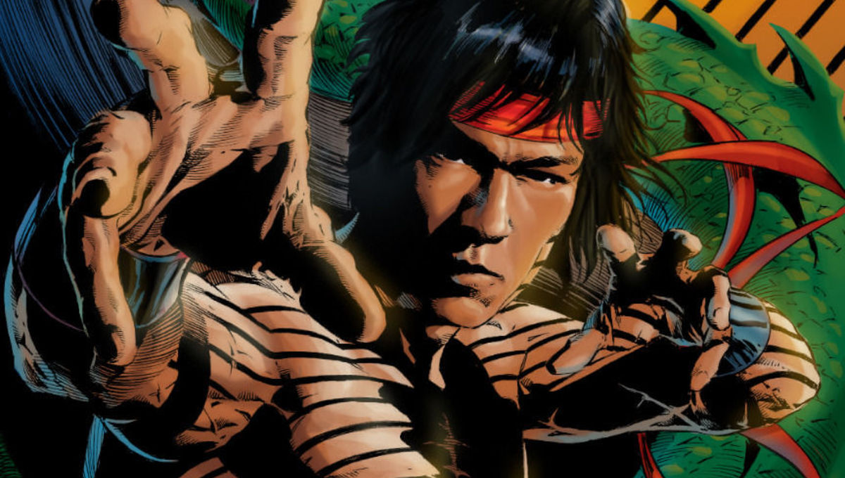 Shang Chi by Mike Deodato