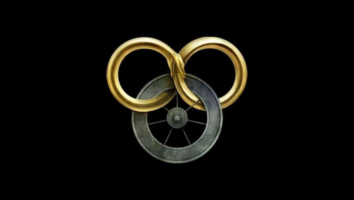 Wheel of Time on Prime Logo