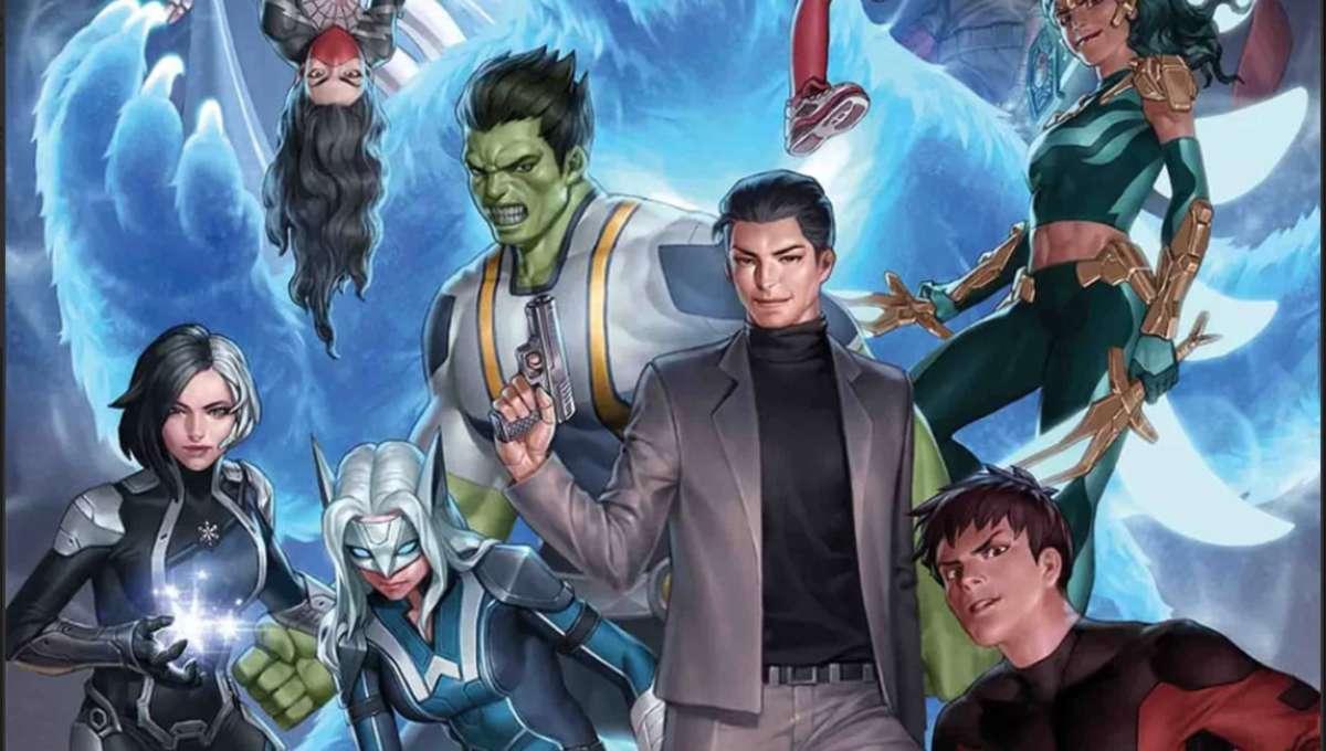 Agents of Atlas Hero