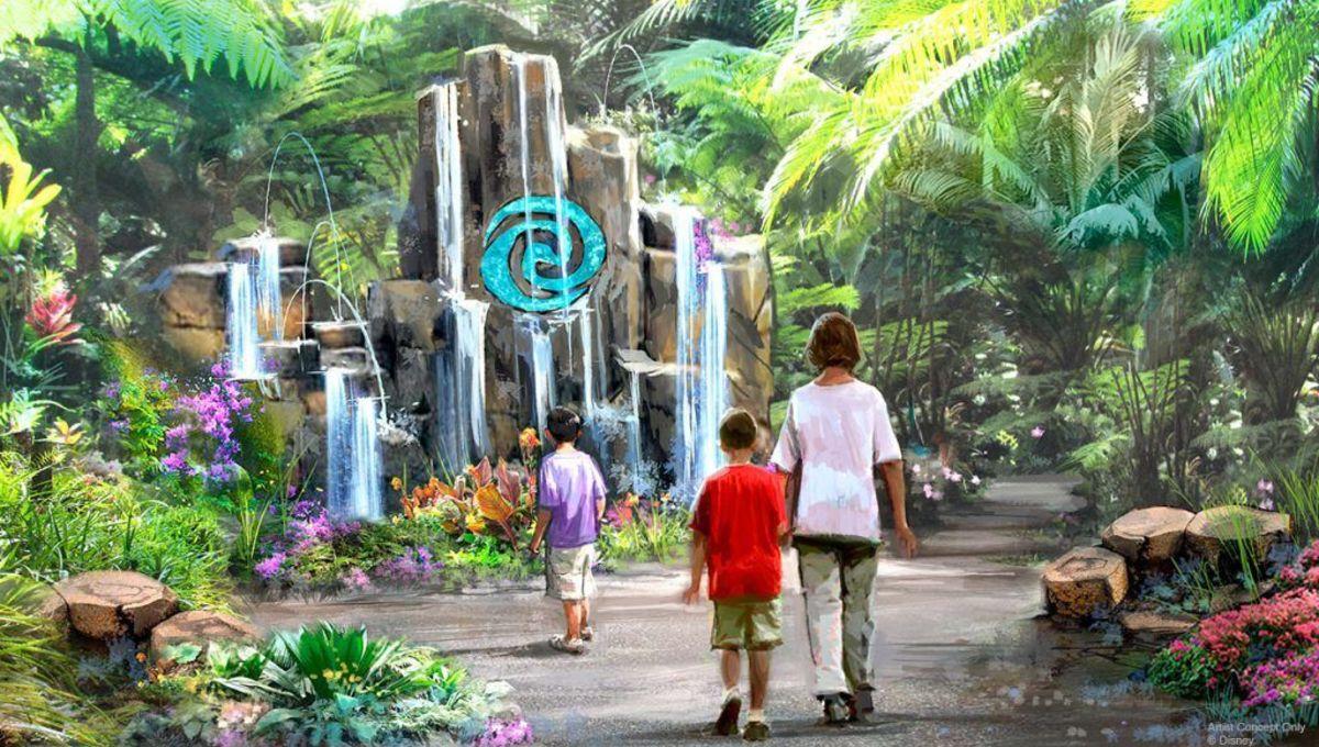 Moana Disney Parks