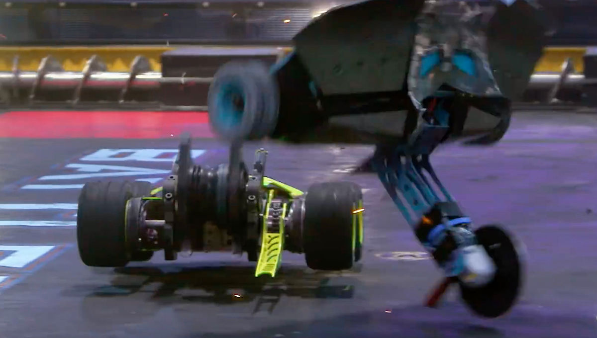 BattleBots fight it out on Discovery Channel