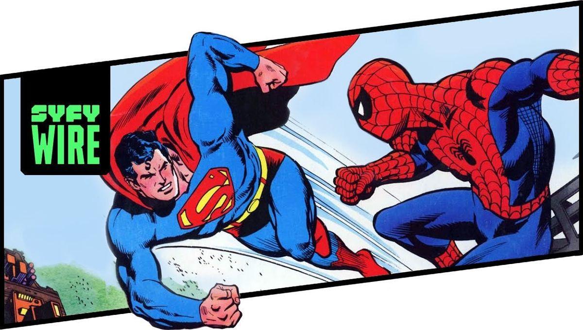 Superman vs. the Amazing Spider-Man