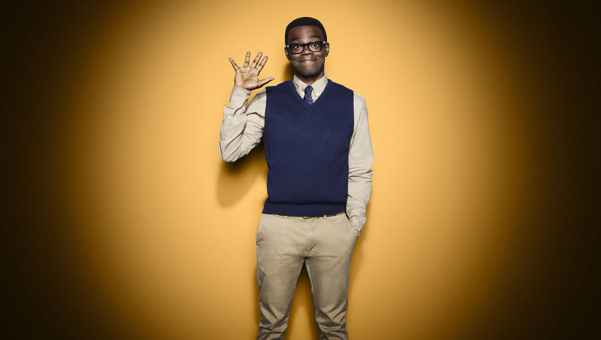 Chidi the Good Place
