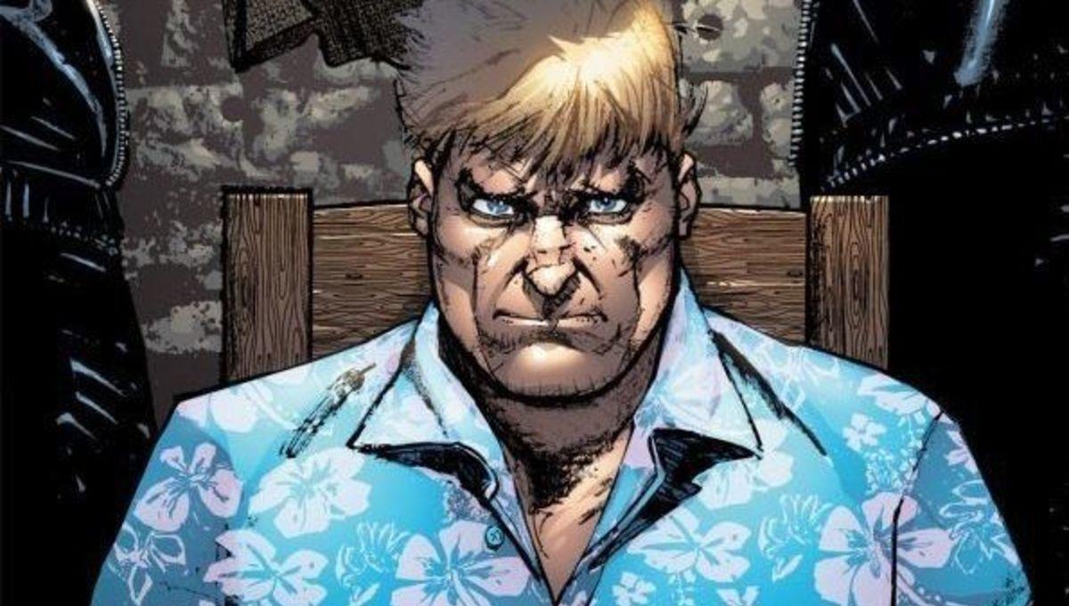 Chuckles in GI Joe comics from IDW Publishing