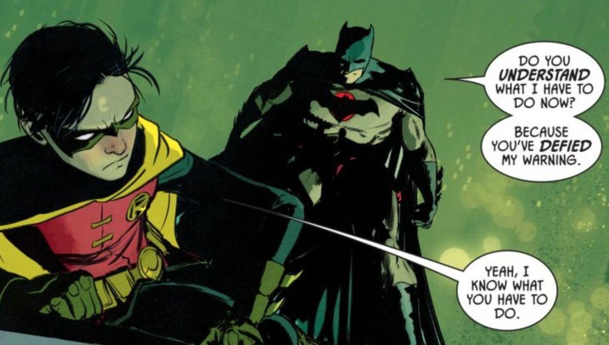 Batman #77 (City of Bane)
