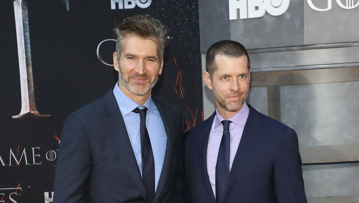 David Benioff and D.B. Weiss 2019