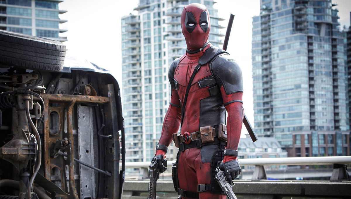 Deadpool solo via official site 2019