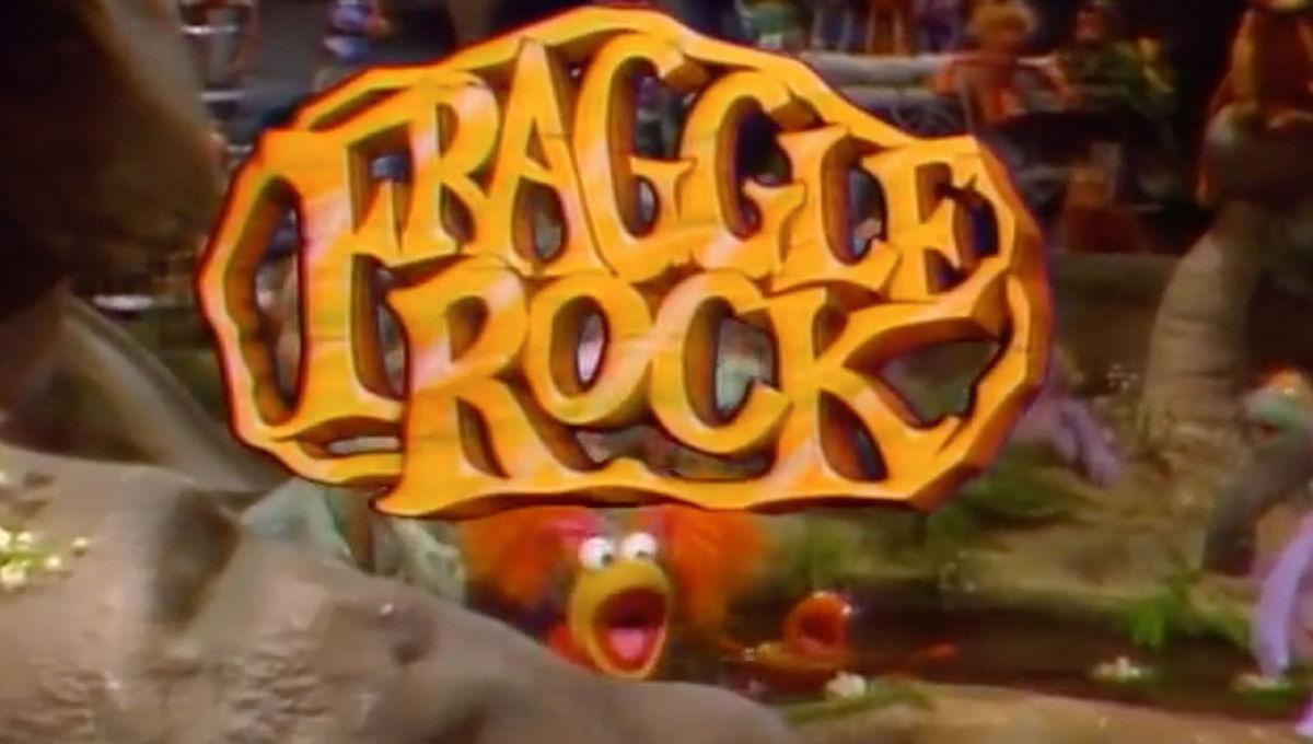 Fraggle Rock title screen