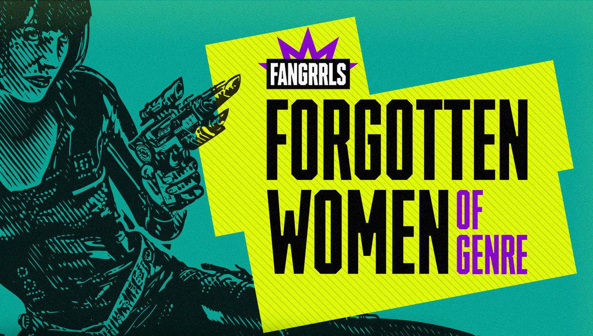 Forgotten Women of Genre cropped