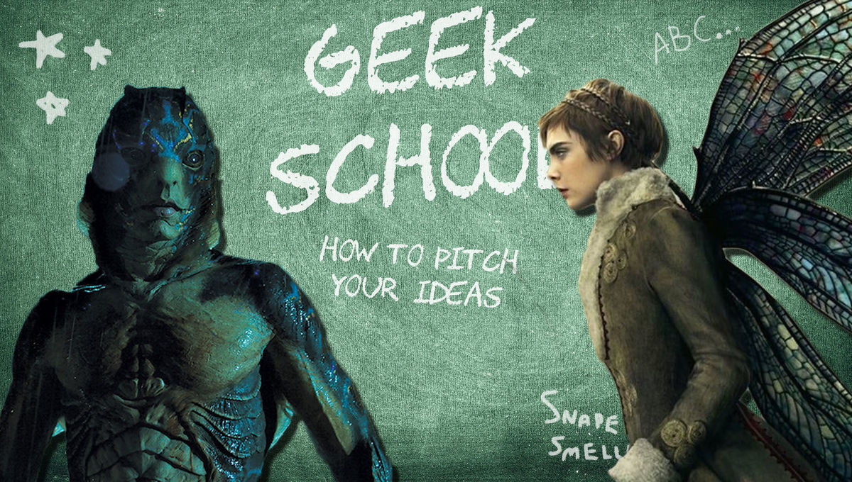 geek school pitch
