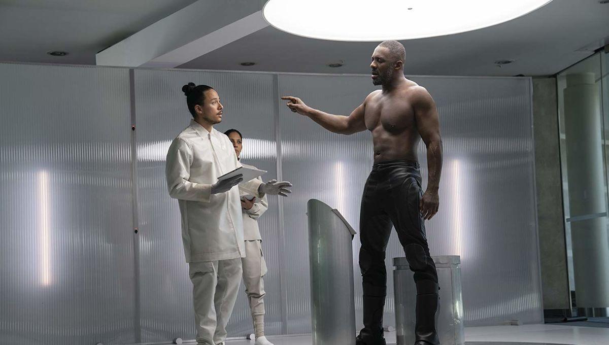 Idris Elba in Fast & Furious Presents Hobbs & Shaw