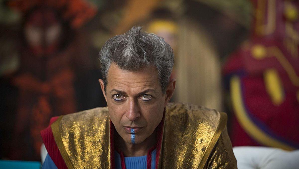 Jeff Goldblum Thor: Ragnarok
