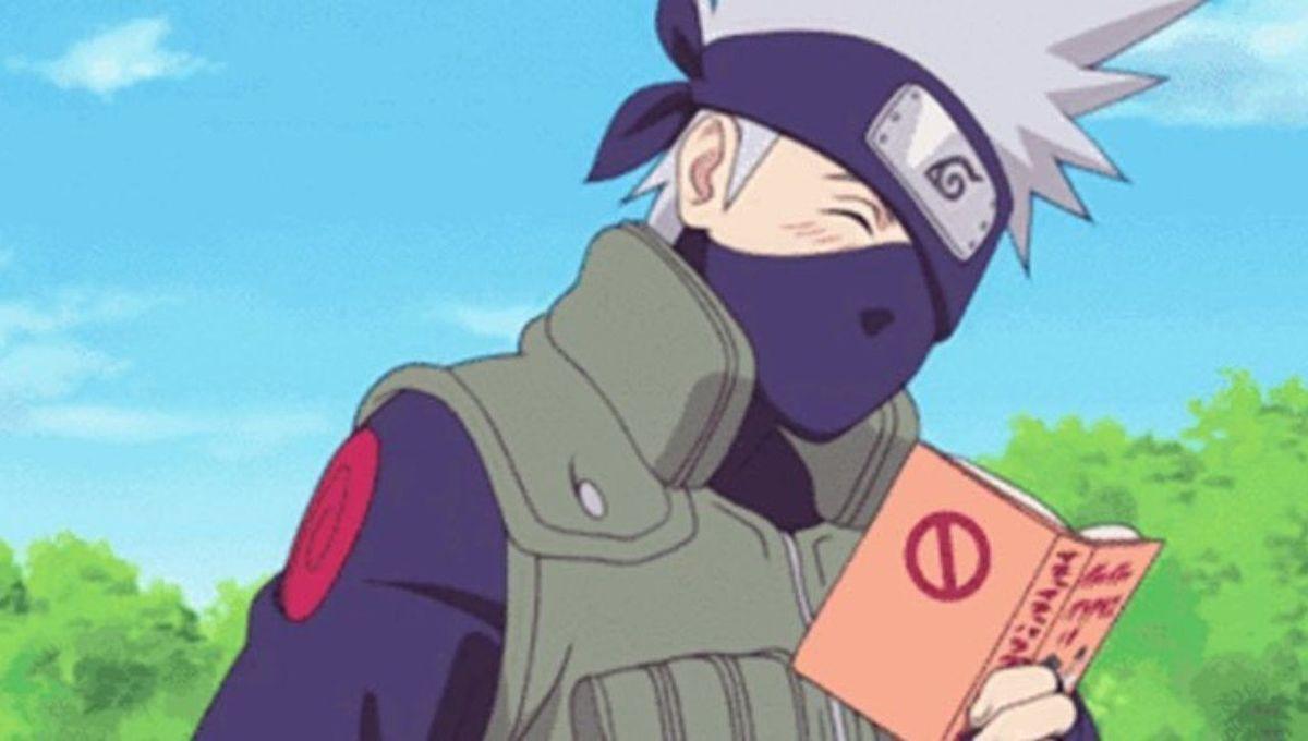 Kakashi Hatake Naruto