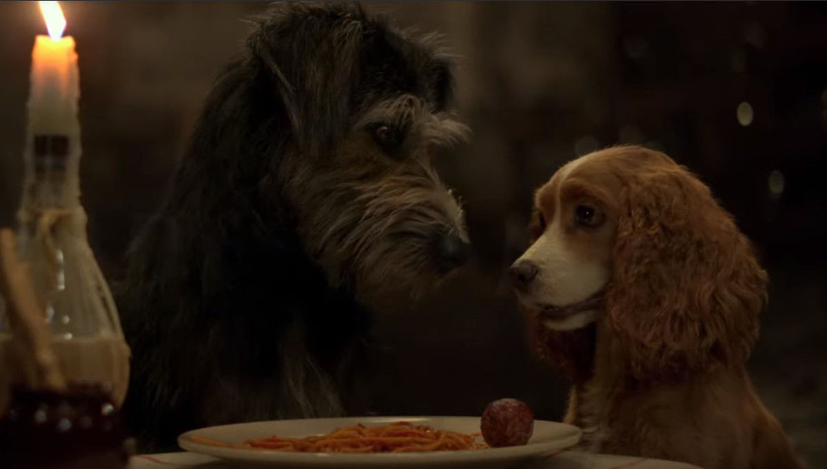 Lady and the Tramp screenshot