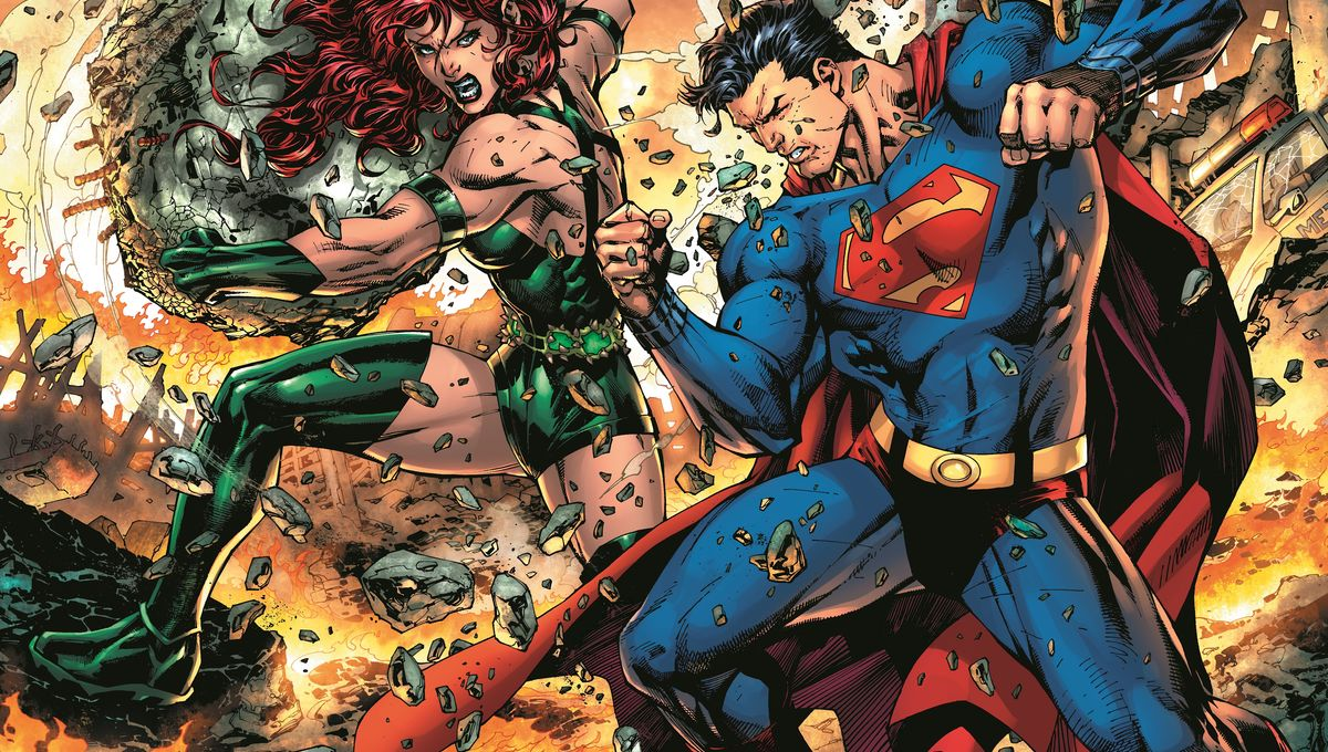 Legion of Super Heroes: Millennium Jim Lee