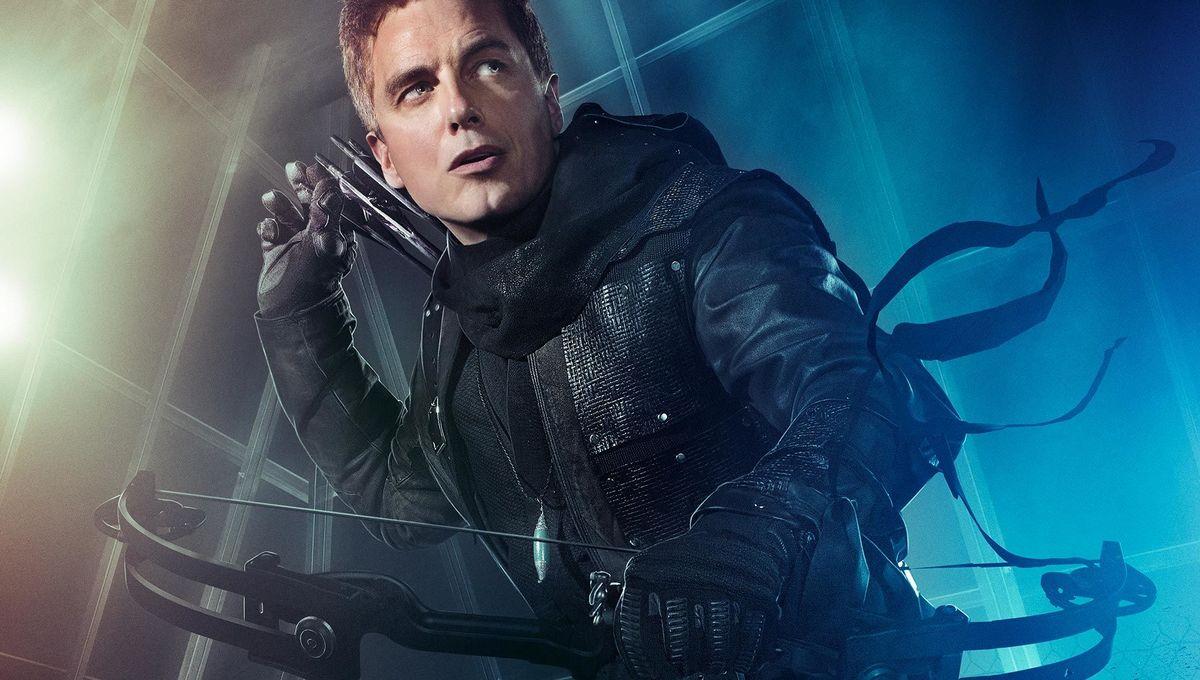 John Barrowman Dark Archer
